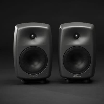 "Genelec 8340A SAM 6.5"" Powered Nearfield Studio Monitor (Pair)"
