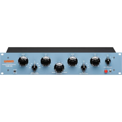 Warm Audio EQP-WA Tube Equilizer w/ Demo Video