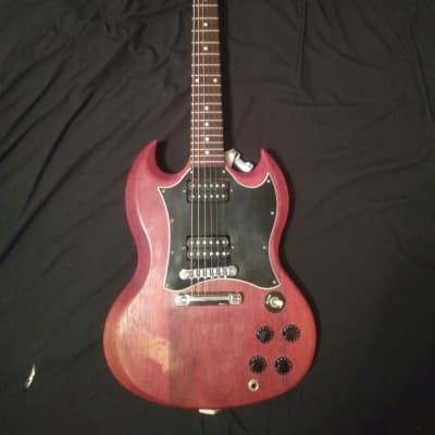 Gibson SG Special Faded Worn Cherry 2007 for sale