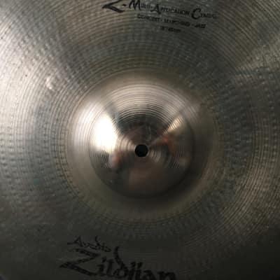 Zildjian Zmac Crash Cymbals (Pair)