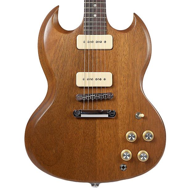 New Gibson Sg Naked 2016 Limited Run Natural Vintage Gloss
