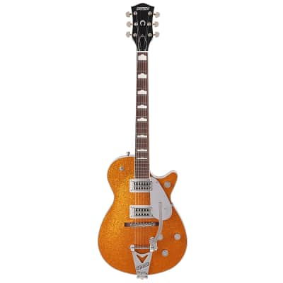 Gretsch G6129T-89 Vintage Select '89 Sparkle Jet with Bigsby