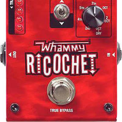 DigiTech Whammy Richochet W/FREE 2 Day Shipping