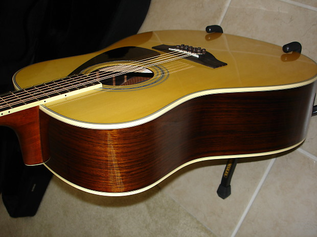 yamaha ll16 12 all solid wood handcrafted 12 string acoustic reverb. Black Bedroom Furniture Sets. Home Design Ideas