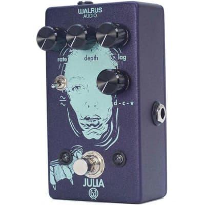 Walrus Audio Julia Analog Chorus/Vibrato Pedal for sale