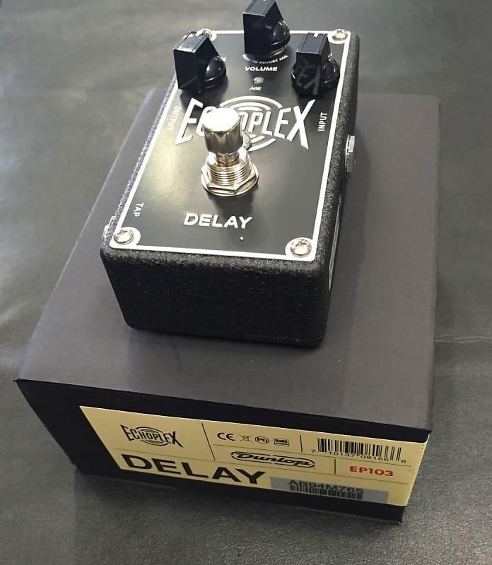 Echoplex Delay Pedal : dunlop ep103 echoplex delay pedal w tap tempo feature reverb ~ Hamham.info Haus und Dekorationen