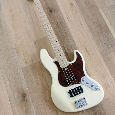 Clover - Apeiron H.4NS - 4 string active bass with Nordstrand pickups for sale