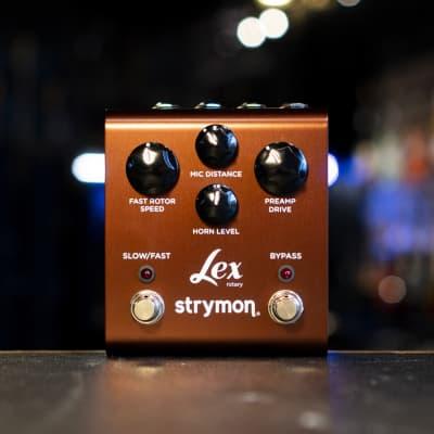 Strymon Lex Rotary Speaker Simulator Pedal
