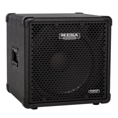 Mesa/Boogie Subway Bass Cabinet - 400-watt 1x15