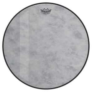 """Remo 22"""" Powerstroke 3 Fiberskyn Felt Tone Bass Drum Head"""