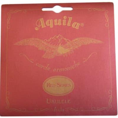 Aquila Red Series Ukulele Strings - 85U Concert High G