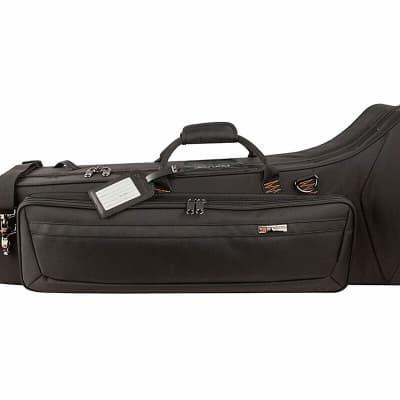 Protec Pro Pac Contoured Bass Trombone Case