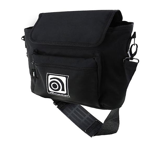 ampeg bag for pf 350 bass amp head kraft music reverb. Black Bedroom Furniture Sets. Home Design Ideas