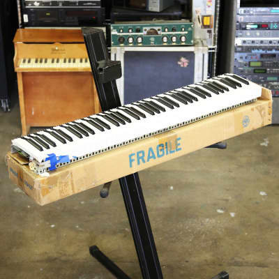 1998 Fatar TP/MDR 76-Key Weighted Keyboard Studiologic Electric Piano MIDI Controller image