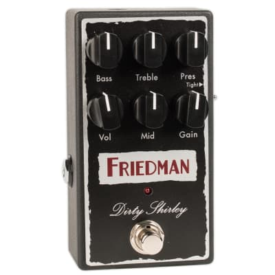 FRIEDMAN DIRTY SHIRLEY OVERDRIVE for sale