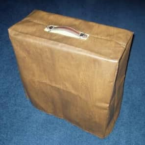 Fender Tweed Champ 1955 to 1964 Amp Combo Brown Vinyl Cover (fend019)