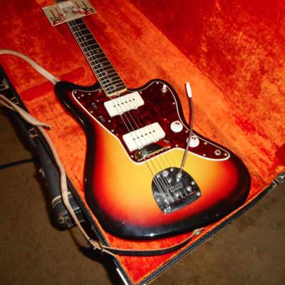 Fender Jazzmaster Sunburst 1965