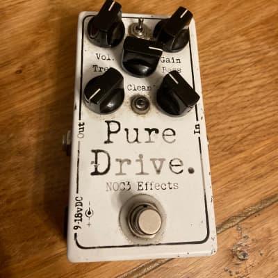 NOC3  Pure Drive White