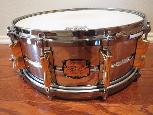 Progressive Auto Insurance Payment >> Yamaha Paul Leim Signature Snare Drum Chrome Over Brass ...