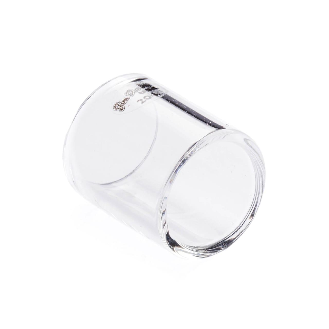 Dunlop 204 Medium Knuckle Pyrex Glass Slide Medium Wall