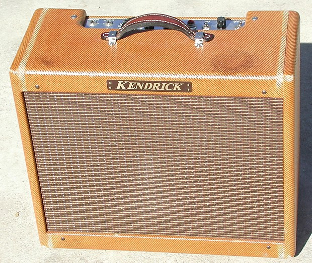 KENDRICK 2112 (5E3 with reverb) 2016 relic lacaquered tweed on amp capacitor, amp layout, amp battery, amp installation, amp symbol, amp cell, amp cable, amp wire, amp box, amp wiring, amp power, amp diagram, amp modeling, amp table,