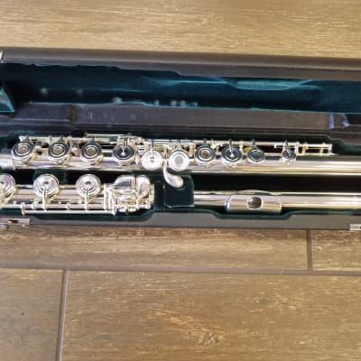 Azumi AZ-Z2RBEO Open-Hole Flute B-Foot & Solid Silver Headjoint
