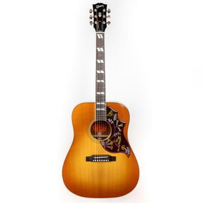 Gibson 2007 Hummingbird Cherry Sunburst