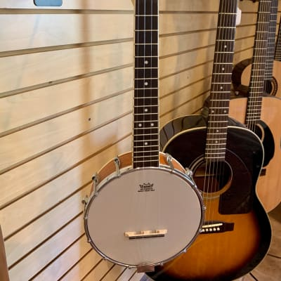 Oscar Schmidt OUB1-N Banjolele for sale
