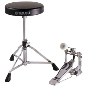 Yamaha FPDS2A 2pc Throne/Kick Pedal Hardware Pack