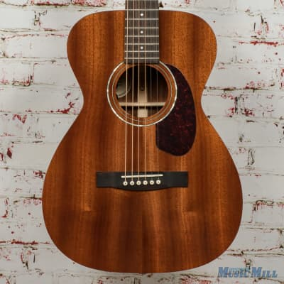 Guild M-120E Acoustic/Electric Guitar Natural Mahogany Gloss B-Stock x1318 for sale