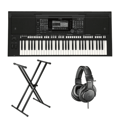 Yamaha PSR S950 with Free Indian Expansion Pack | Reverb