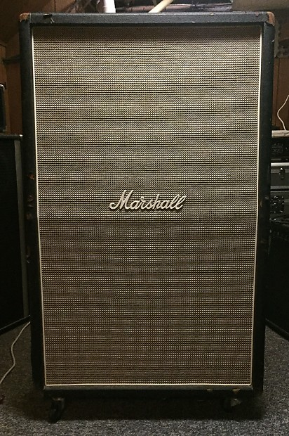 Marshall 8x10 cabinet | Reverb