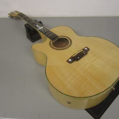 Galveston Acoustic-Electric Left-Handed Guitar, Electronics Non-Functioning for sale