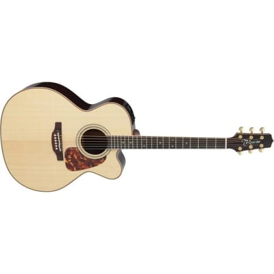 Takamine P7JC Pro Jumbo Electro Acoustic for sale