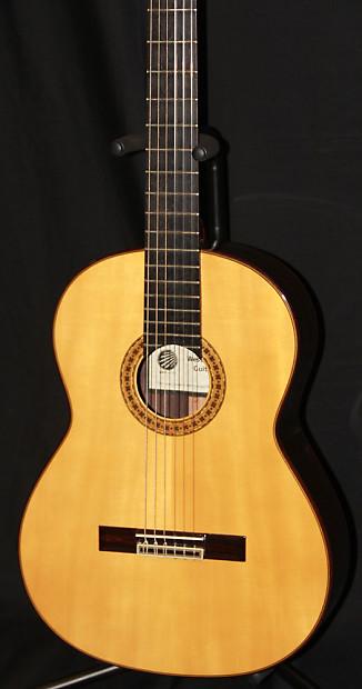 westwood esteva artesano classical acoustic guitar spruce reverb. Black Bedroom Furniture Sets. Home Design Ideas