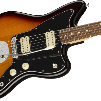 Fender Player Jazzmaster Electric Guitar, Pau Ferro Fingerboard, 3-Tone Sunburst for sale