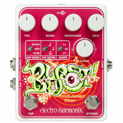 Electro Harmonix Blurst Modulated Filter Pedal for sale