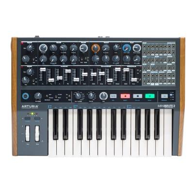 Arturia MiniBrute 2 Semi-Modular Synthesizer (B-STOCK)