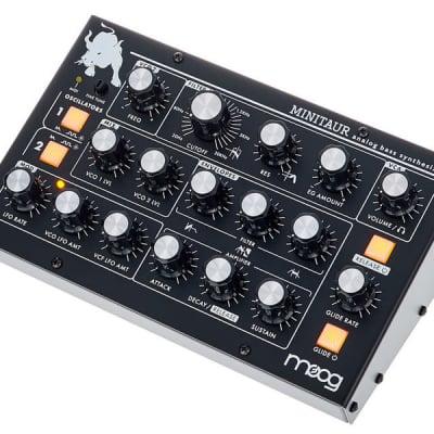 Moog Minitaur - Compact Analog Bass Synthesizer