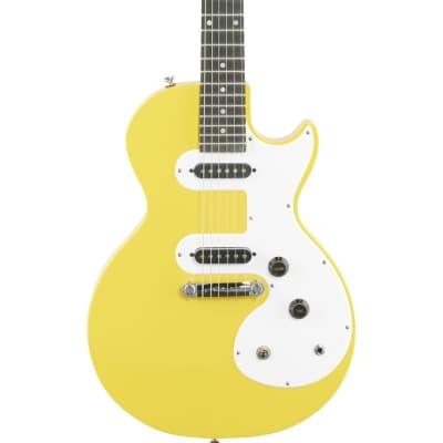 Epiphone Les Paul SL Electric Guitar Starter Pack (with Gig Bag), Sunset Yellow
