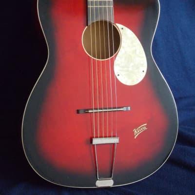 Klira parlor guitar 1960 for sale