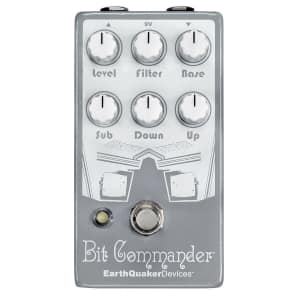 EarthQuaker Devices Bit Commander Guitar Synthesizer V2 2017