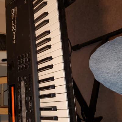 Roland XP-50 61-Key 64-Voice Music Workstation Keyboard