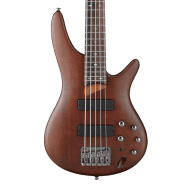 Ibanez SR505 5-String Electric Bass - Brown Mahogany for sale