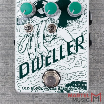 Old Blood Noise Endeavors Dweller Phase Repeater 2018