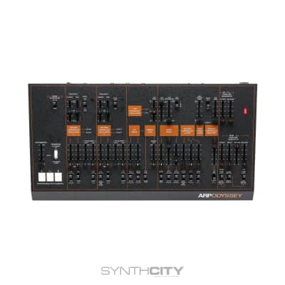 Korg Arp Odyssey Module Rev 3 Black