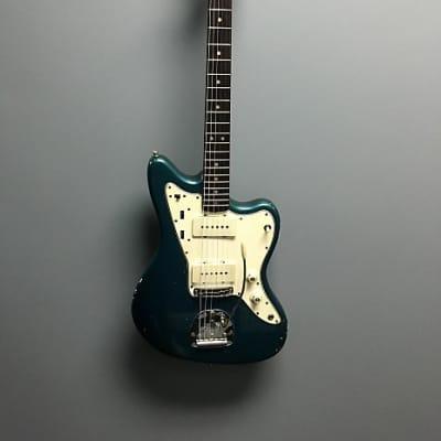 1965 Fender Jazzmaster Lake Placid Blue with Matching Headstock 1965