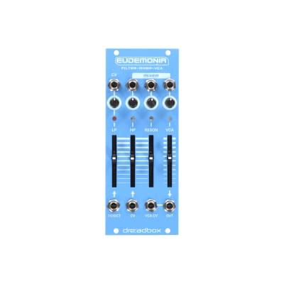 Dreadbox Eudemonia Dual Filter, Mixer & VCA Eurorack Module