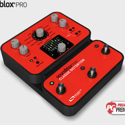 Soundblox® Pro Classic Distortion SA142 - Soundblox Pro Classic Distortion