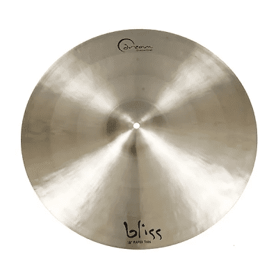 "Dream Cymbals 18"" Bliss Series Paper Thin Crash Cymbal"